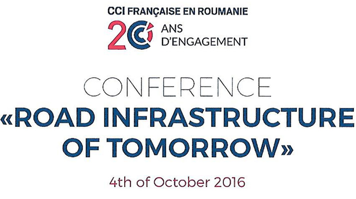 Konferenca Road infrastructure of tomorrow
